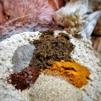 Lion's Mane Pakora Recipe