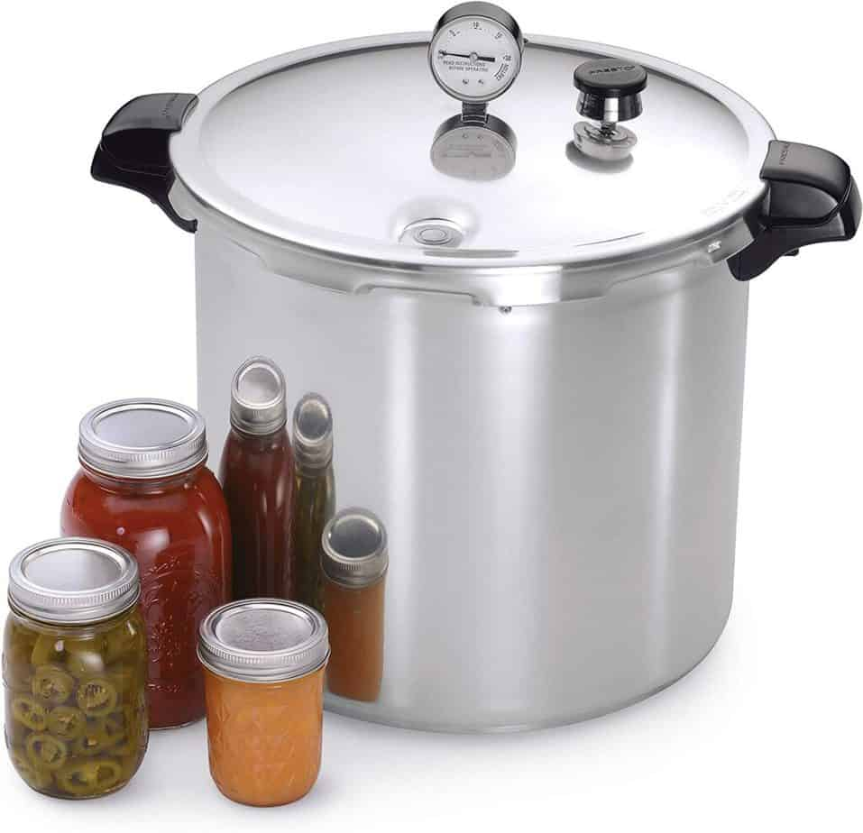 buy Presto 23 quart pressure cooker